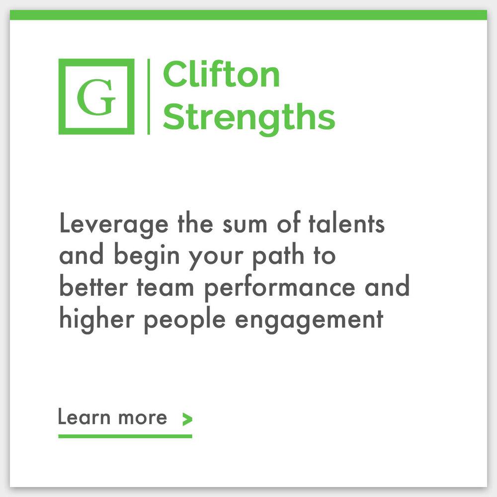 CliftonStrengths