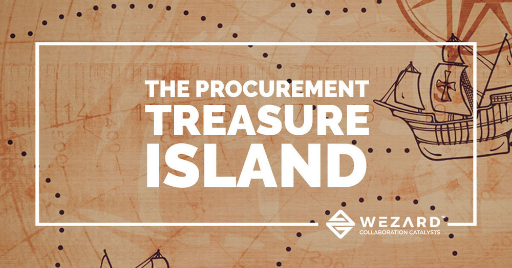 Wezard - The Procurement Treasure Island