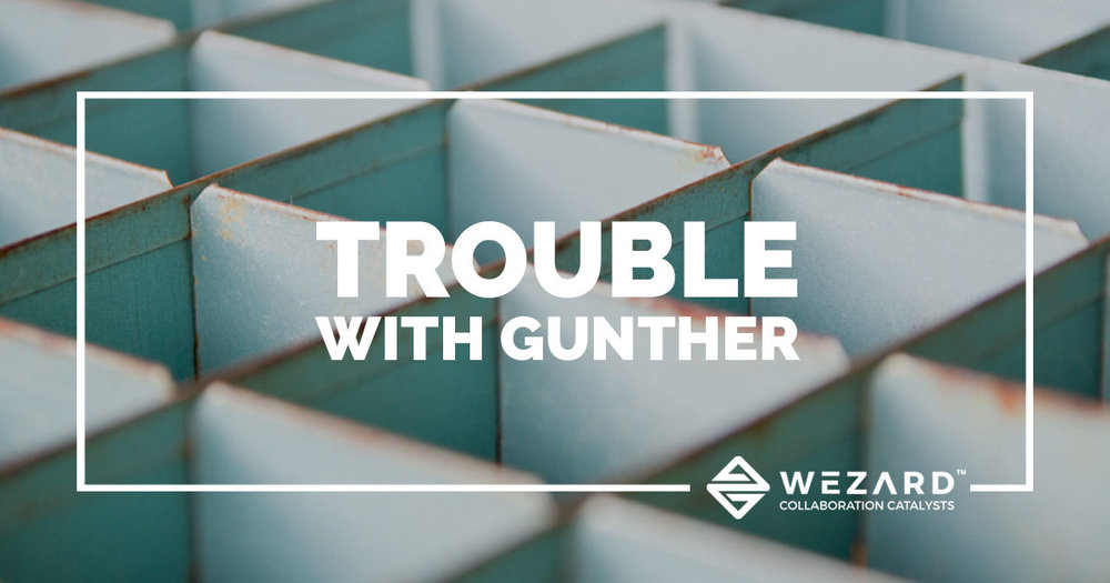 Wezard - Trouble with Gunther