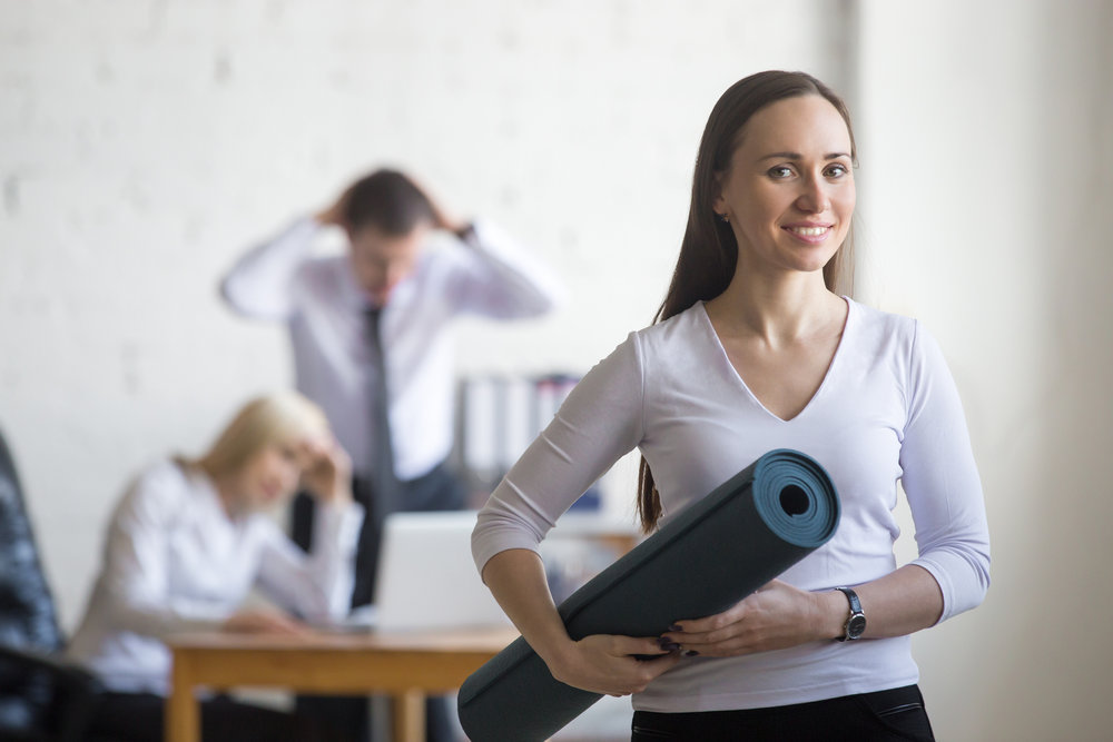 Corporate Yoga - We Bring Yoga to You