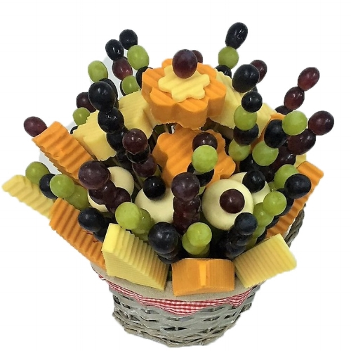 Cheese Bouquets