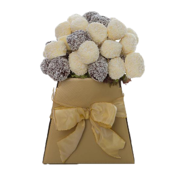 fruity bouquets coconut covered chocolate marshmallow bouquet.jpg