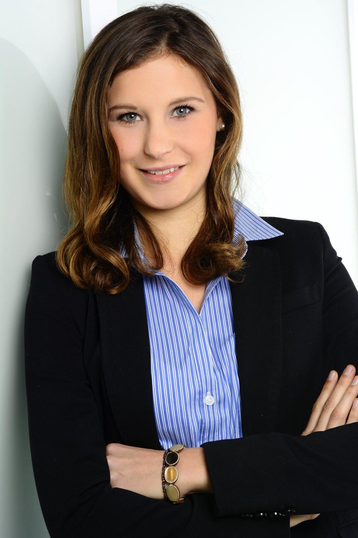 Trainerin Johanna Riesenbeck