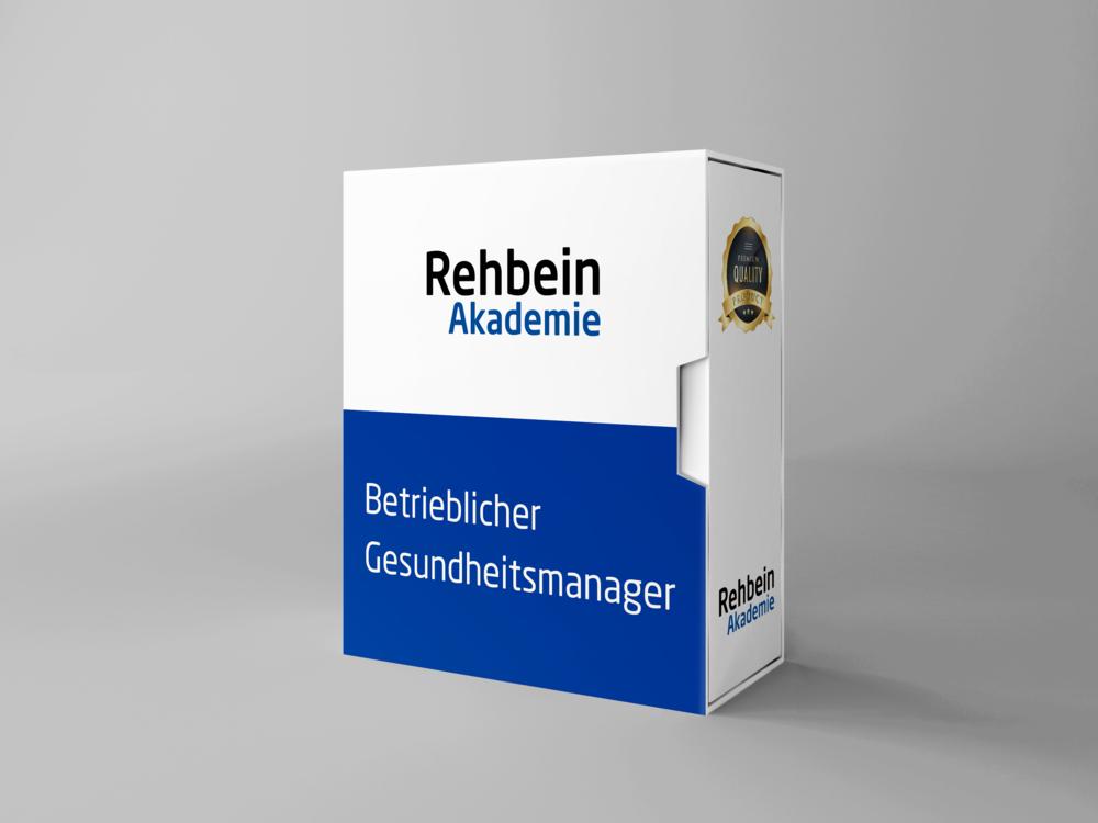 Rehbein Akademie Online-Lehrgang Betrieblicher Gesundheitsmanager