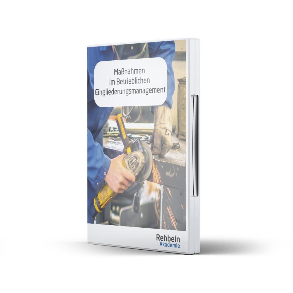 Rehbein Akademie Online-Schulung Maßnahmen im Betrieblichen Eingliederungsmanagement