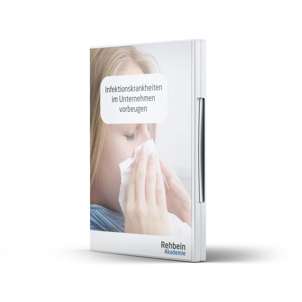 Rehbein Akademie Online-Schulung Infektionskrankheiten im Unternehmen vorbeugen