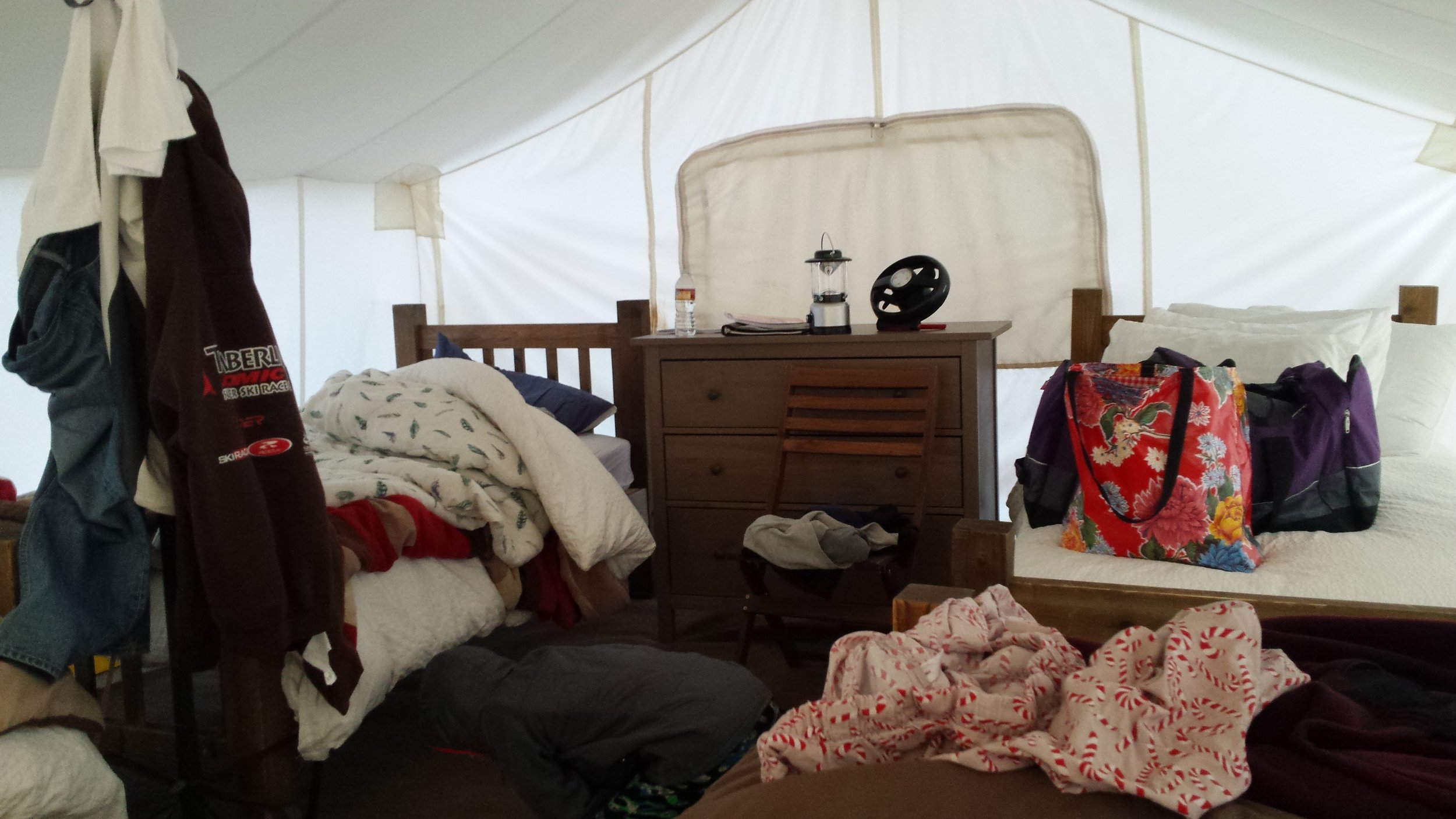 MessyTEnt