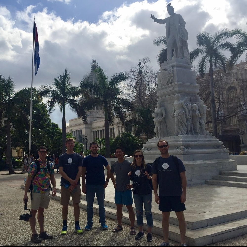 Cuba group Marti statue.jpg