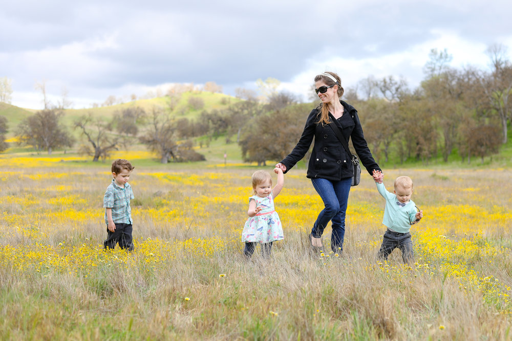 Family photographer Paso Robles ca