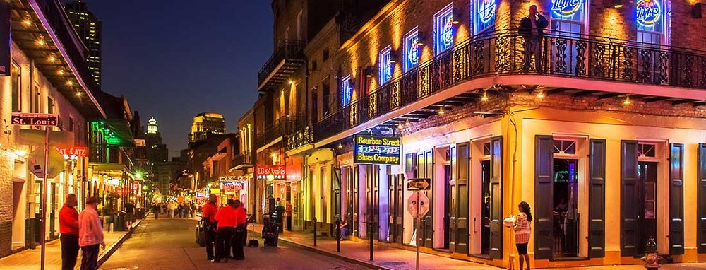 New Orleans trip for two