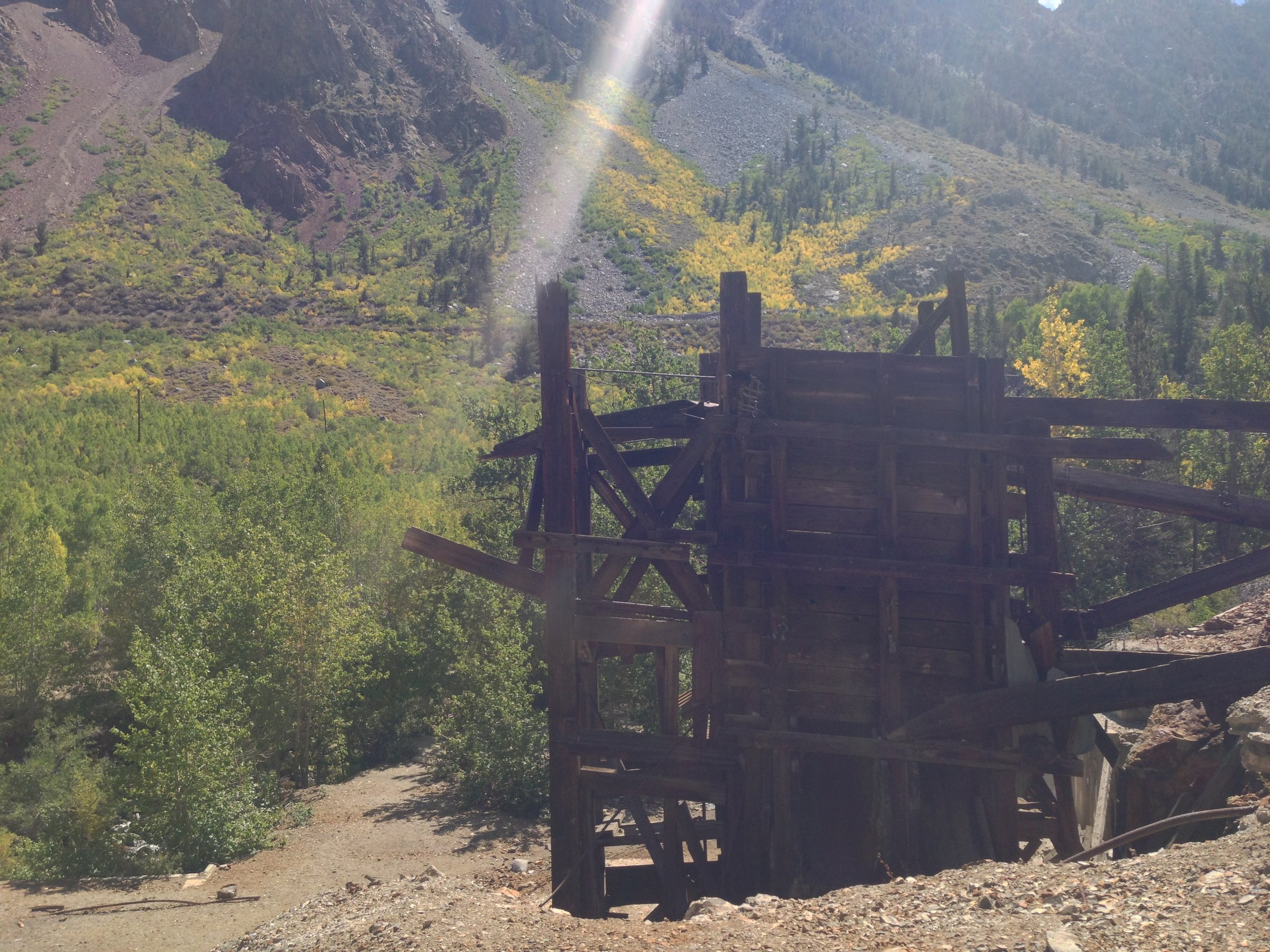 Old Mine Machine