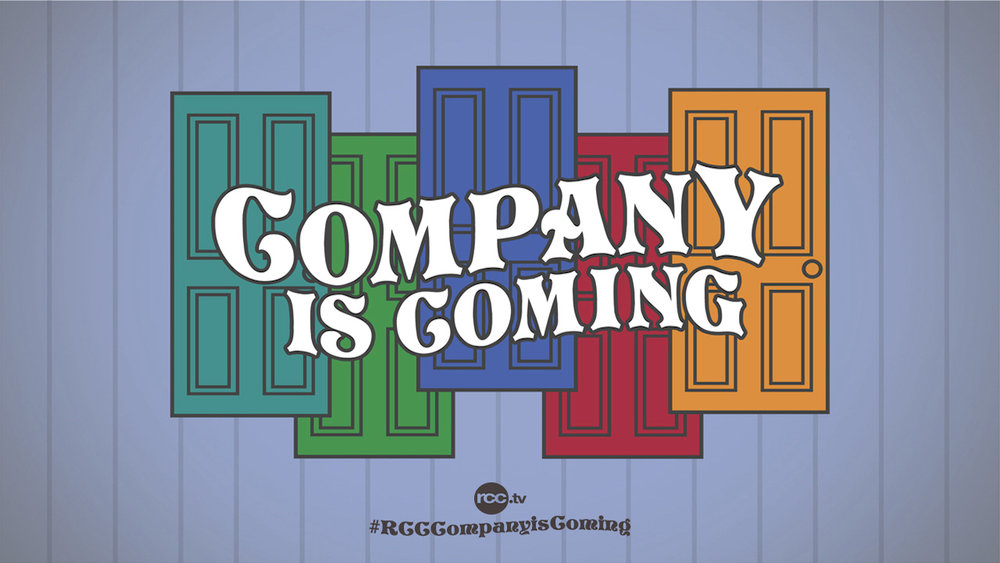 Company is Coming