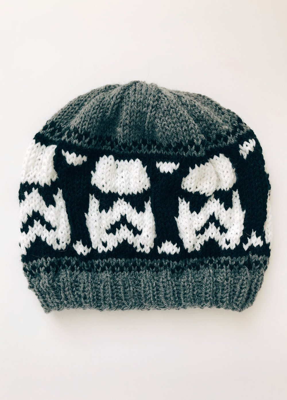 Nerd Break: Star Wars Knit Hat Free Pattern — Bundle Handmade