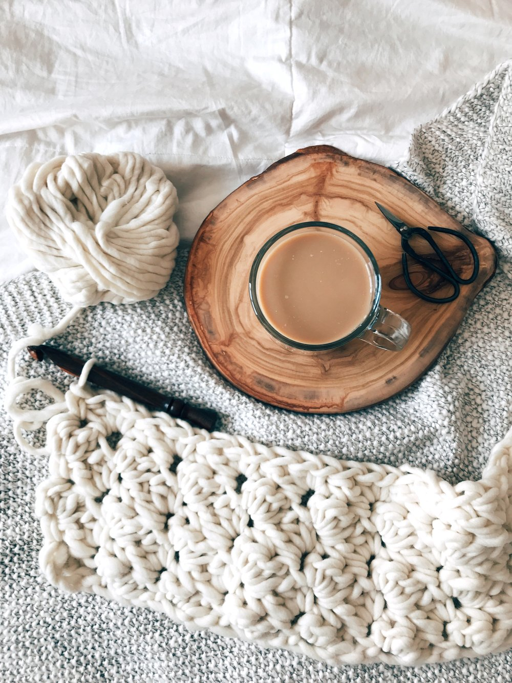 Bundle Up - Yarn, Coffee, & Slow Living