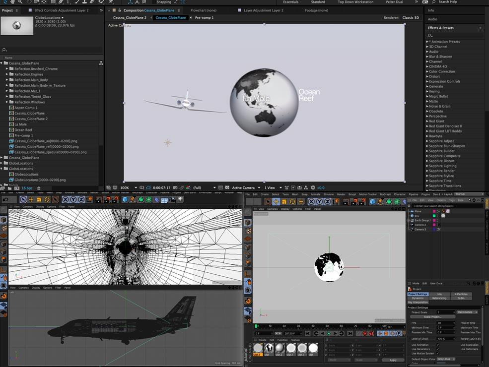 Niche Productions VFX Image
