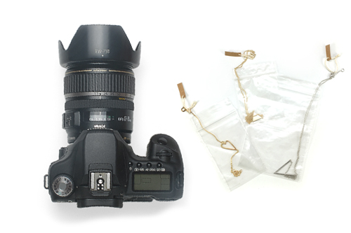 I shoot your items, send you digital proofs and send your items back.