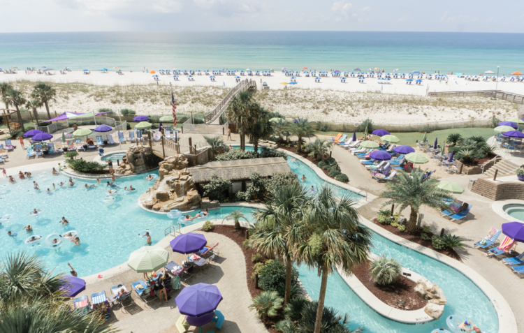 Holiday Inn Resort | Pensacola Beach  Blog Post, Instagram