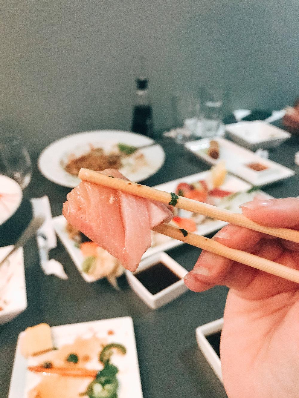 pensacola sushi restaurant