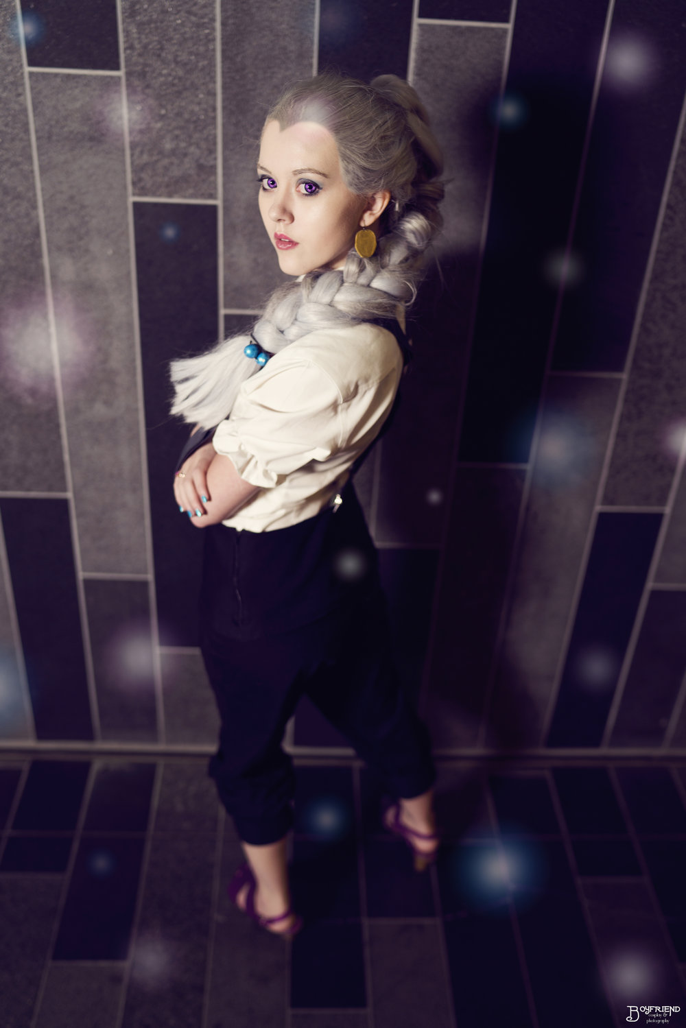 Nona , from Death Parade. Photo by  Boyfriend Cosplay and Photography