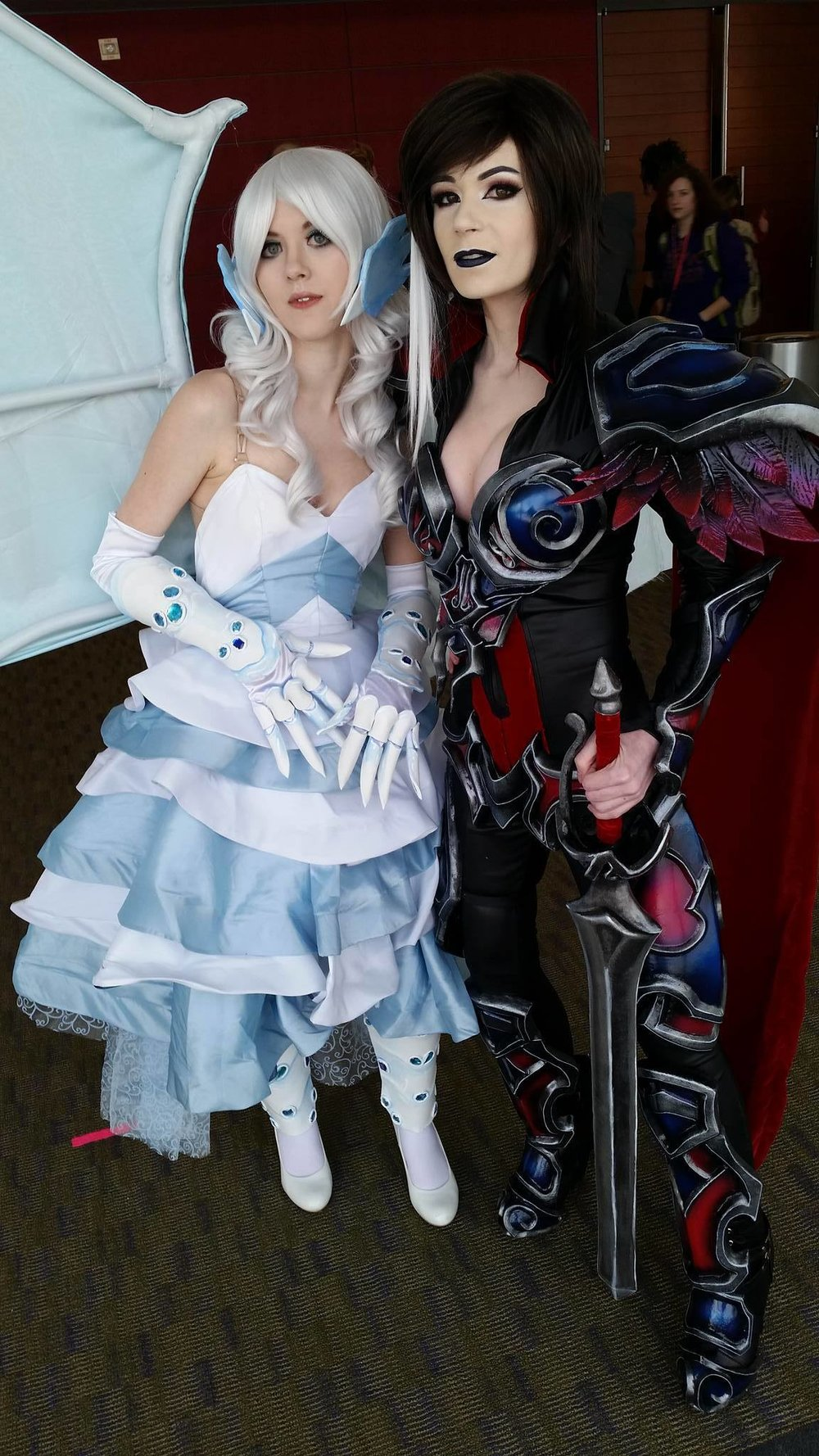 Especially when your friends are such amazing cosplayers! <3
