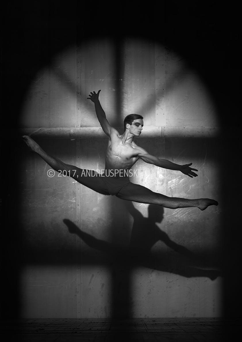 Sander Blommaert #1, Former First Artist of the Royal Ballet Company, London