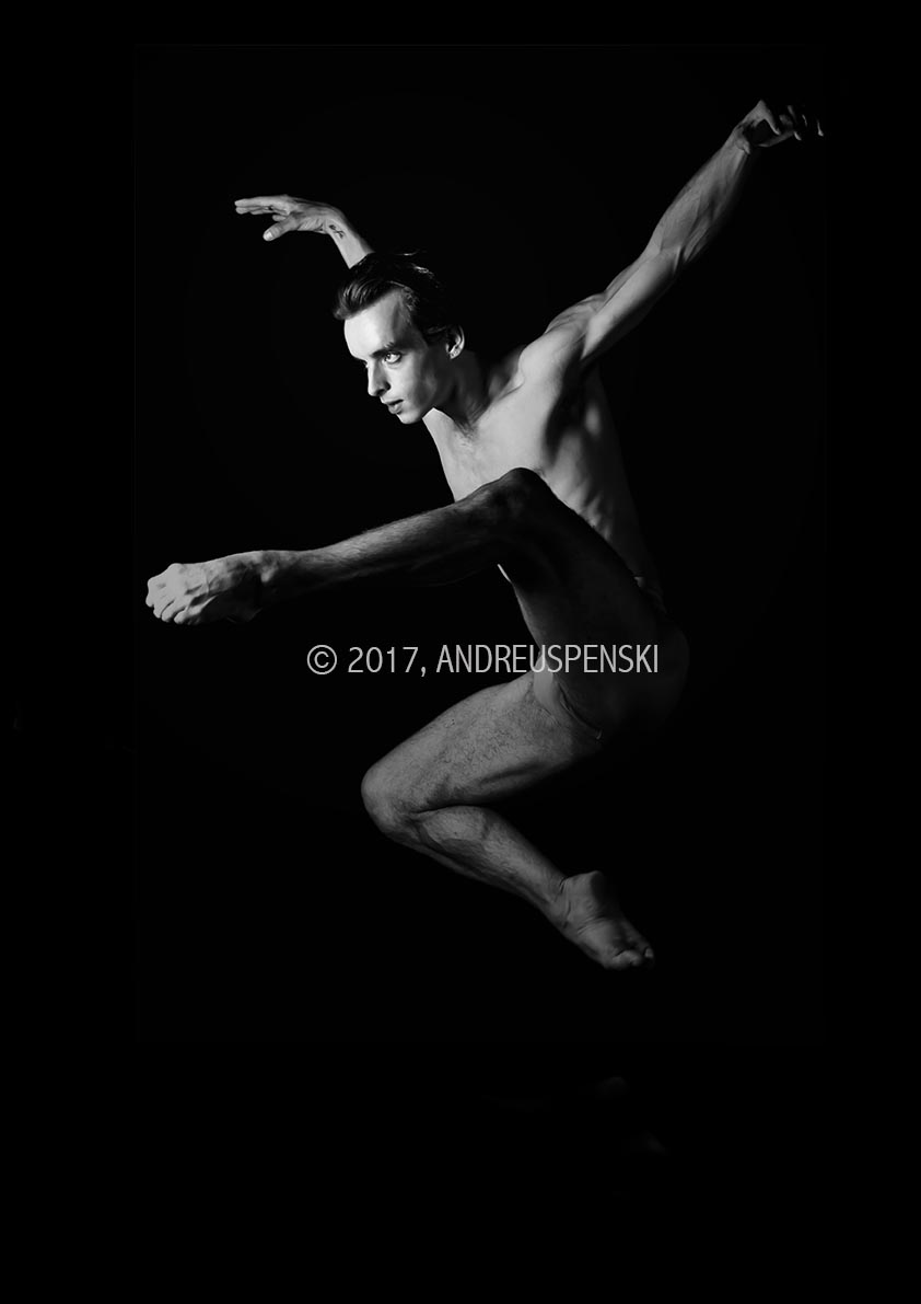 Sander Blommaert #6, Former First Artist of the Royal Ballet Company, London