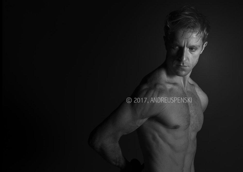 Steven McRae #1, Principal of the Royal Ballet Company, London
