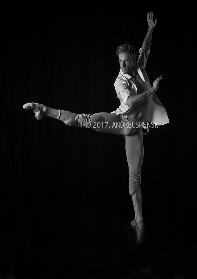 Steven McRae #2, Principal of the Royal Ballet Company, London