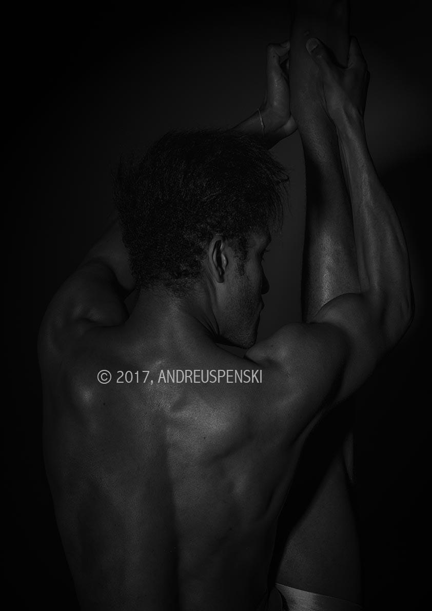 Fernando Montaño #1, Soloist of the Royal Ballet Company, London