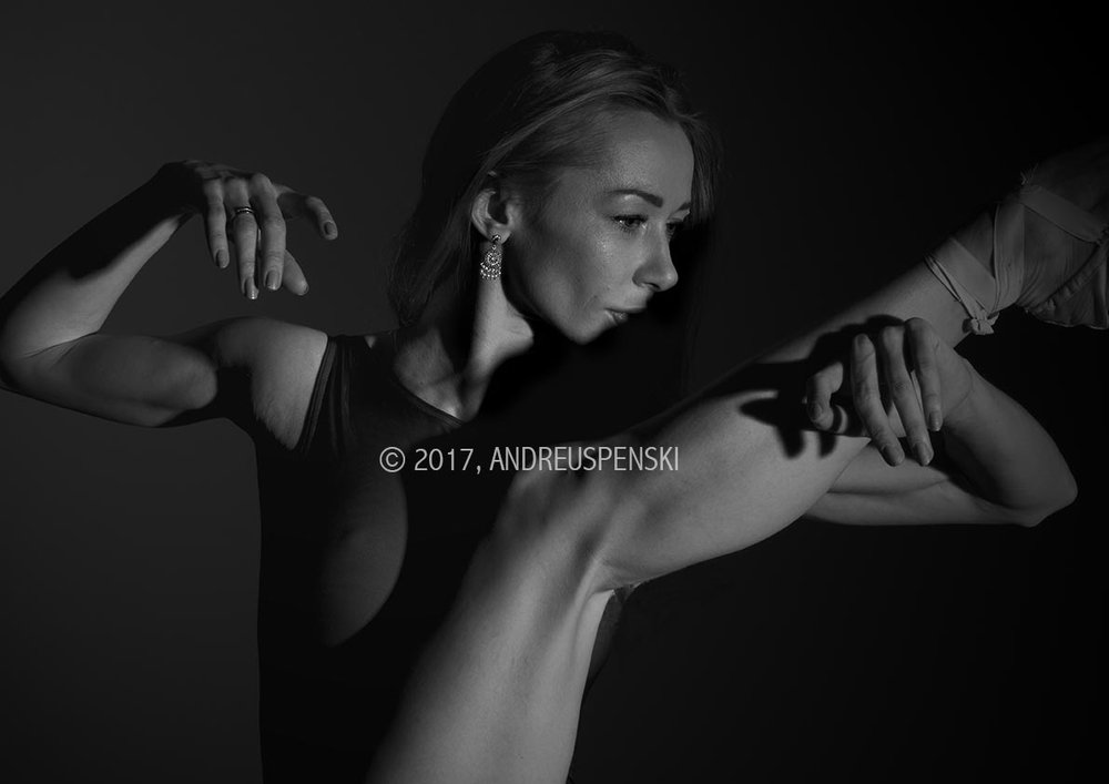 Iana Salenko #3, Principal of the Berlin State Ballet Company
