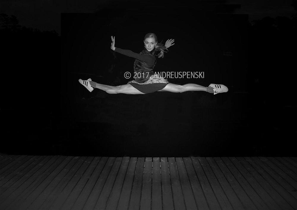 Iana Salenko #4, Principal of the Berlin State Ballet Company