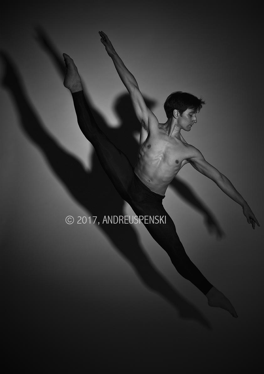 Valentino Zucchetti #1, First Soloist of the Royal Ballet Company, London