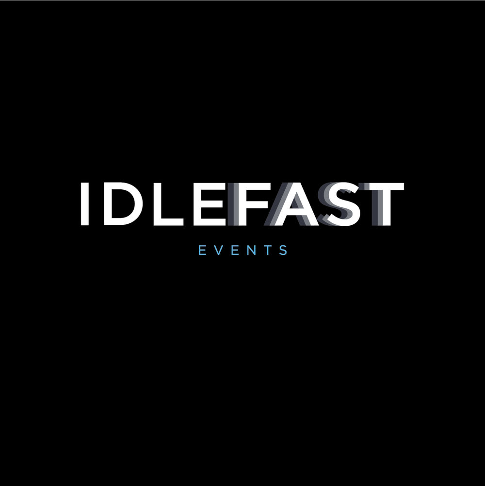 Idlefast Events — Logo Design
