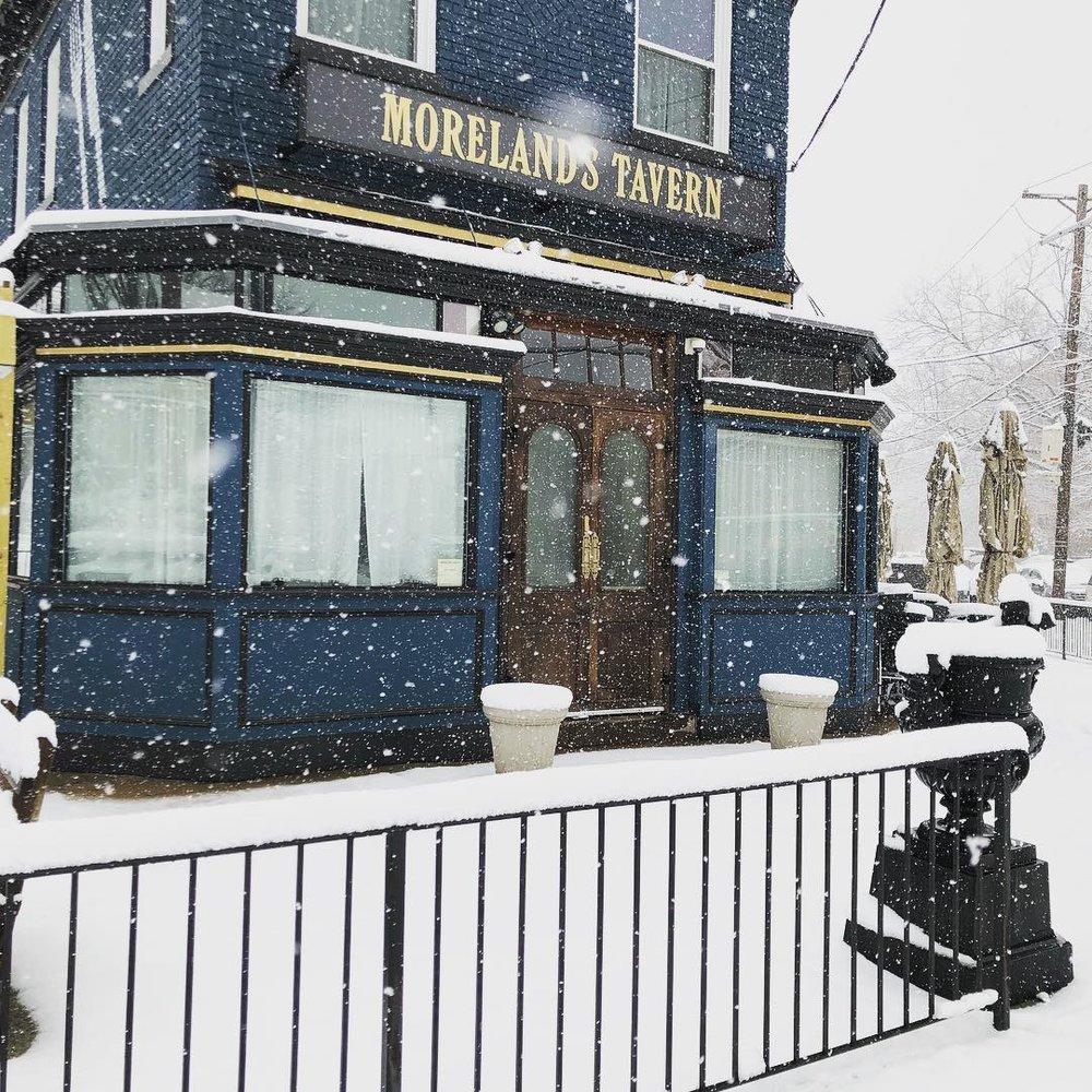 Moreland's Tavern — Restaurant Design