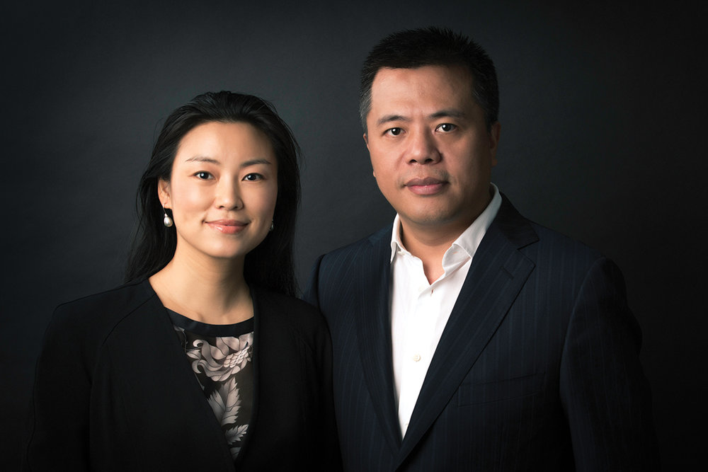 """The philanthropists behind the Chen Institute at Caltech, Tianqiao Chen (right) and Chrissy Luo (left), are committed to support brain research that promotes and improves the well-being of humanity. """"We believe uncovering how the brain perceives, interprets, and interacts with the world is pivotal in so many aspects,"""" says Chen. """"This is the mission of our philanthropy."""" """"We chose Caltech as our first partner not just for their strong reputation as a leading research institution, but also for the admiration in their natural alignment with [our institute's] culture, which is focused on creating excellence and discovery,"""" adds Luo. Watch a video about the Chen Institute at Caltech."""