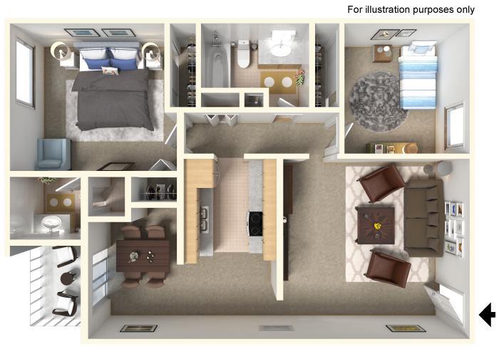 Mountain Floorplan
