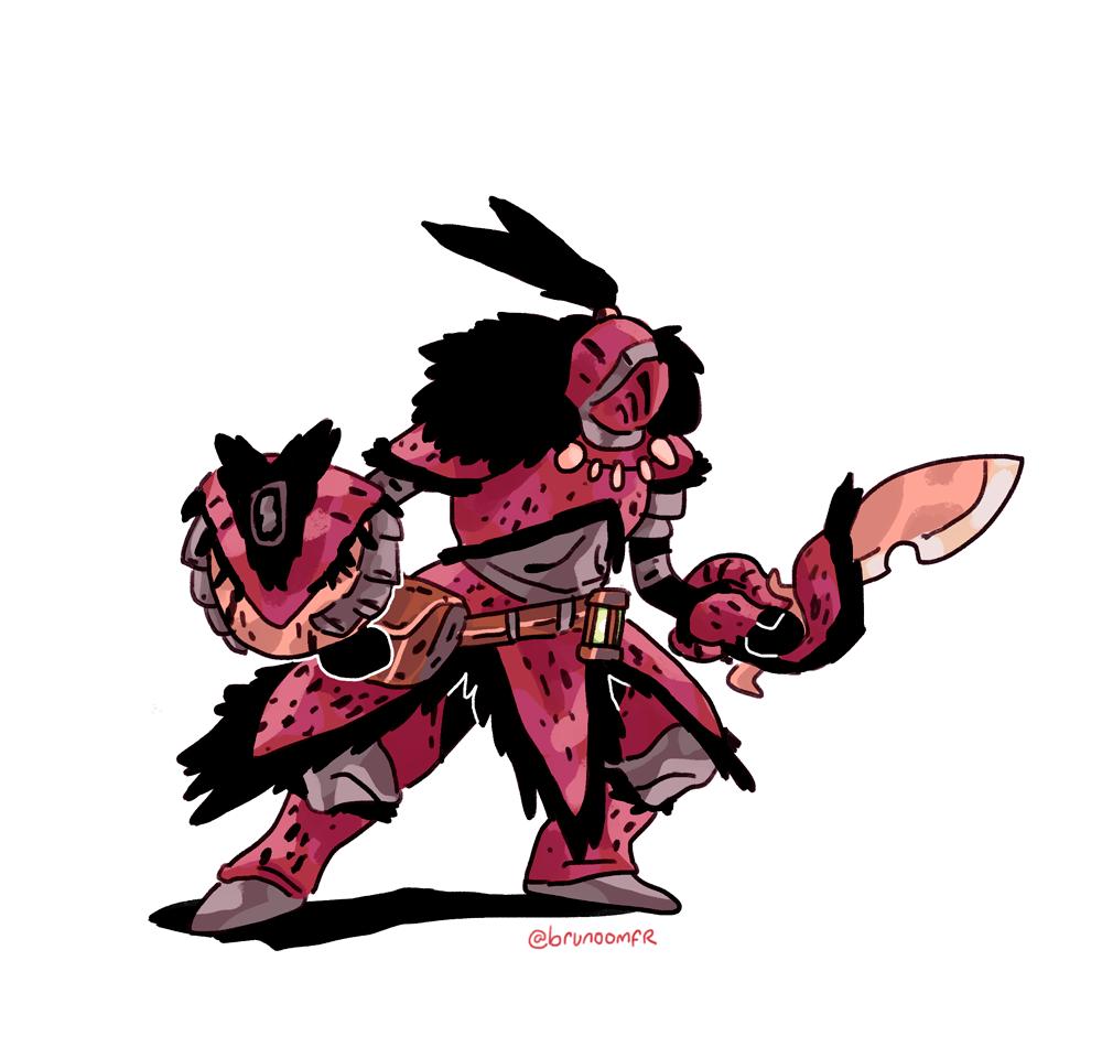Anjanath Armor