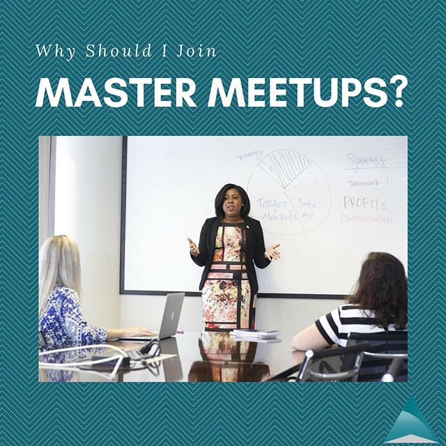 "Well, there's a chance you shouldn't. If you still think it's cute to be ""busy"" then this group isn't for you. The ideal candidate for MasterMeetups is focused on being intentional with how they spend their time.⠀ ⠀ If you don't want to take on any more clients because you don't know how you'll handle more, and you're not willing to consider hiring an assistant...it's not for you.⠀ ⠀ If you know it all...don't apply.⠀ ⠀ If you're a business owner who's looking for peer accountability, coaching and to build authentic relationships with people that can help you get your business to the next level, you should hurry along to our website and #applynow!⠀ ⠀ link's in bio.⠀ ⠀ dont wait.⠀ ⠀ Registration closes 9/30⠀ ⠀ #success #mastermind #accountability #growth #professionalgrowth #development #sales #entrepreneurship #money #business #coaching #businesscoach #accountability #support  #letsbegreattogether #acMasterMeetups #thiscouldbeus"