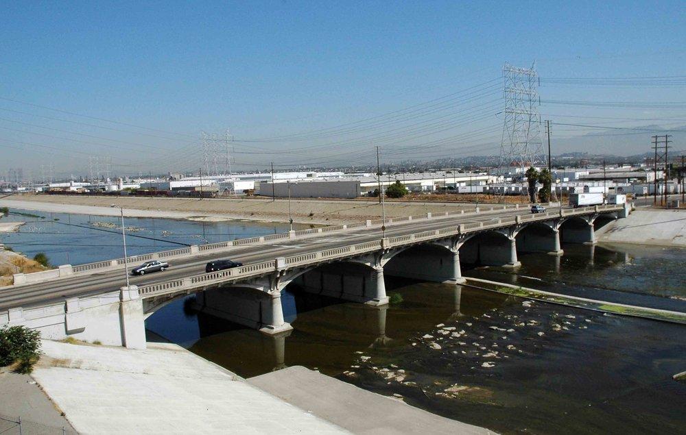 Existing Bridge