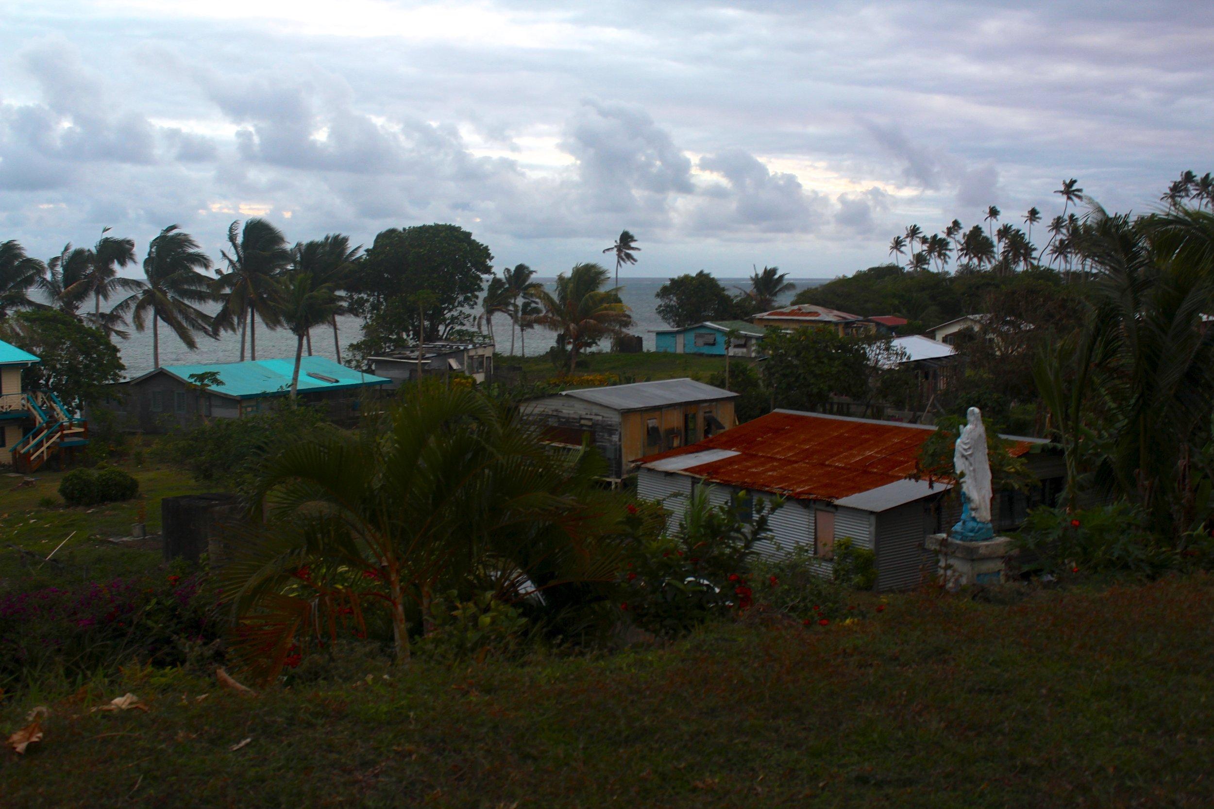 Vuna view