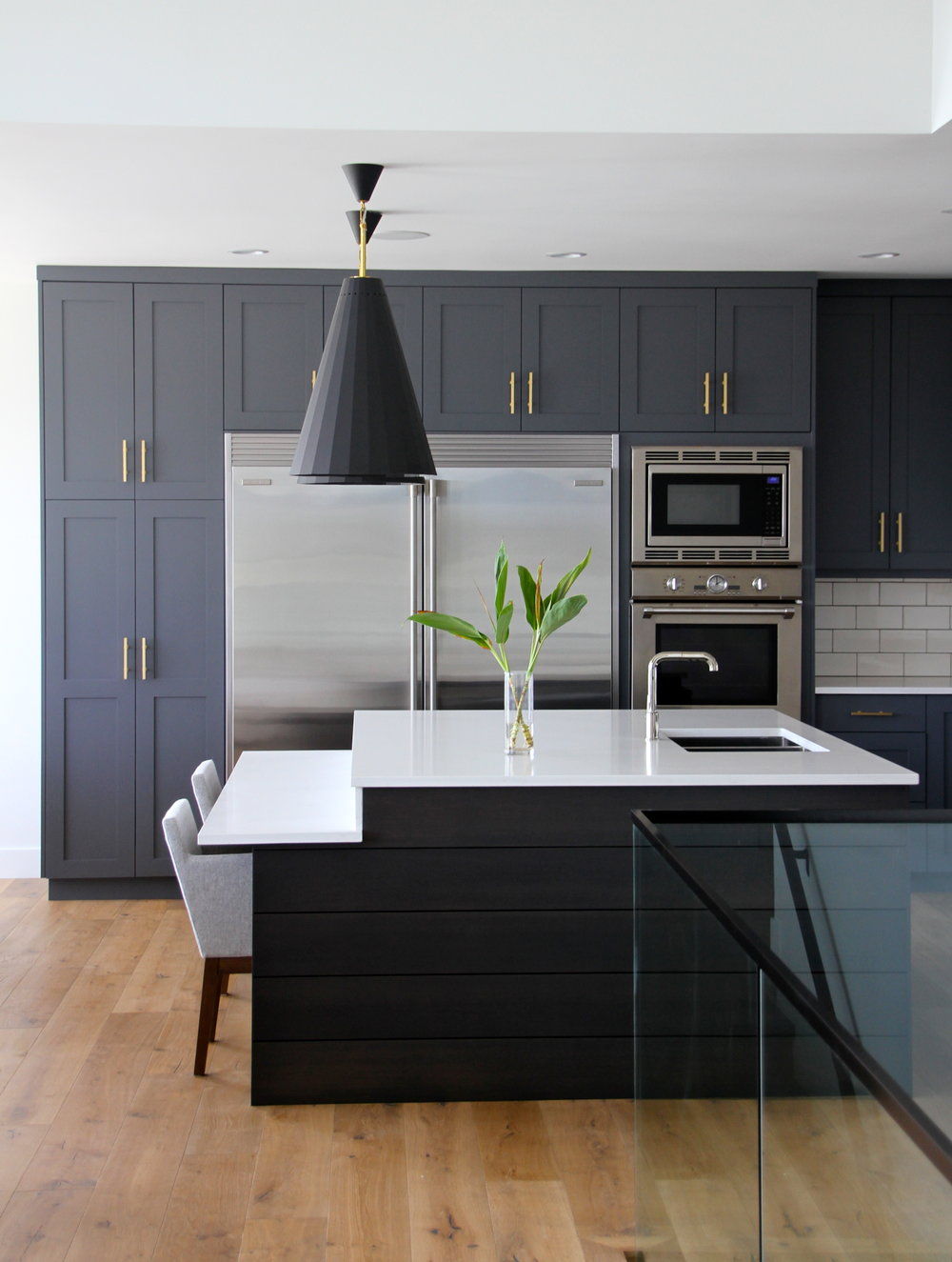 Lakeview Heights Kitchen