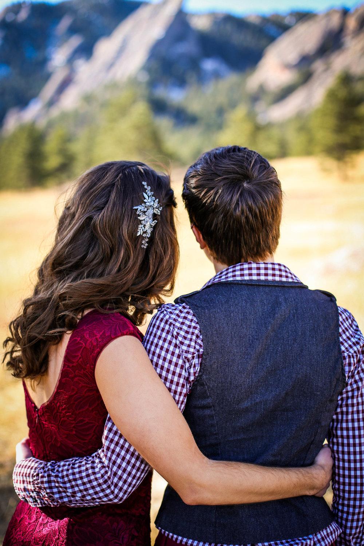Winter Wedding | Rachael Lauren Photography