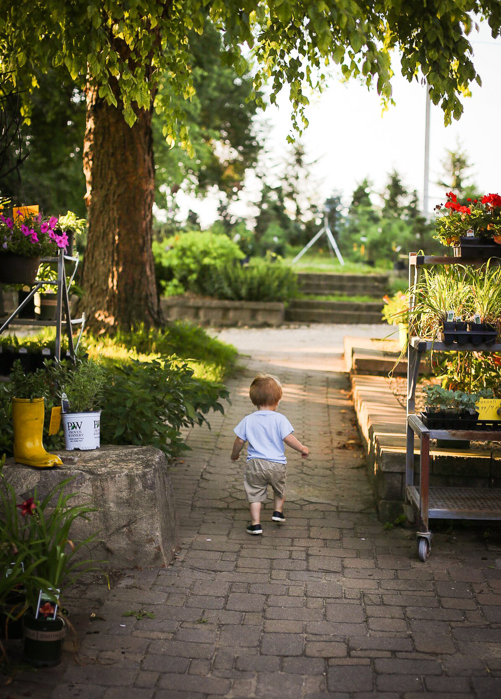 Natural Plus Nursery | Rachael Lauren Photography