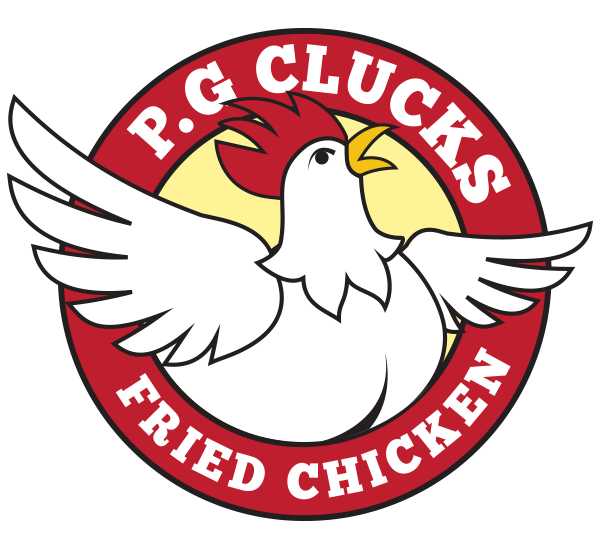PG CLUCKS  - FRIED CHICKEN SANDWICHES