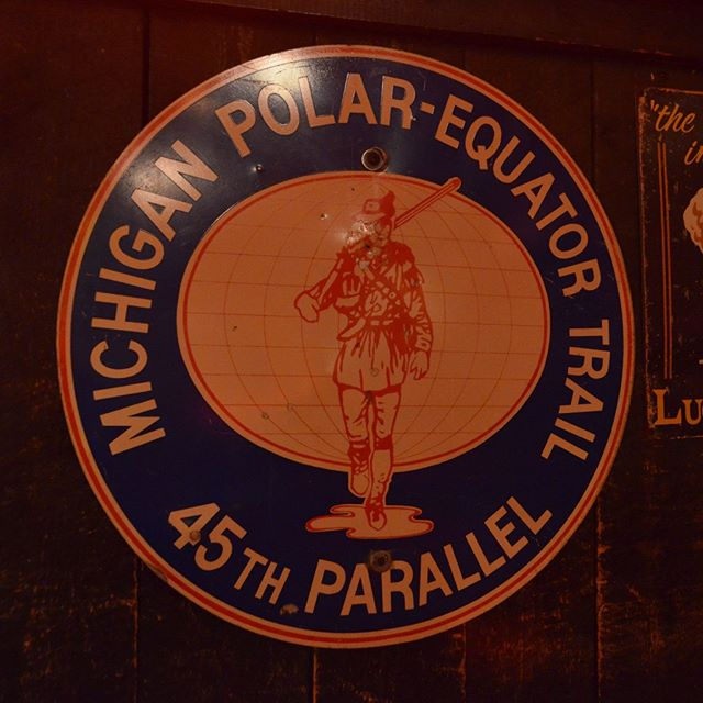 "Emphasis on the ""polar""  #polar #nomi #petoskey #seeyouatthepub"