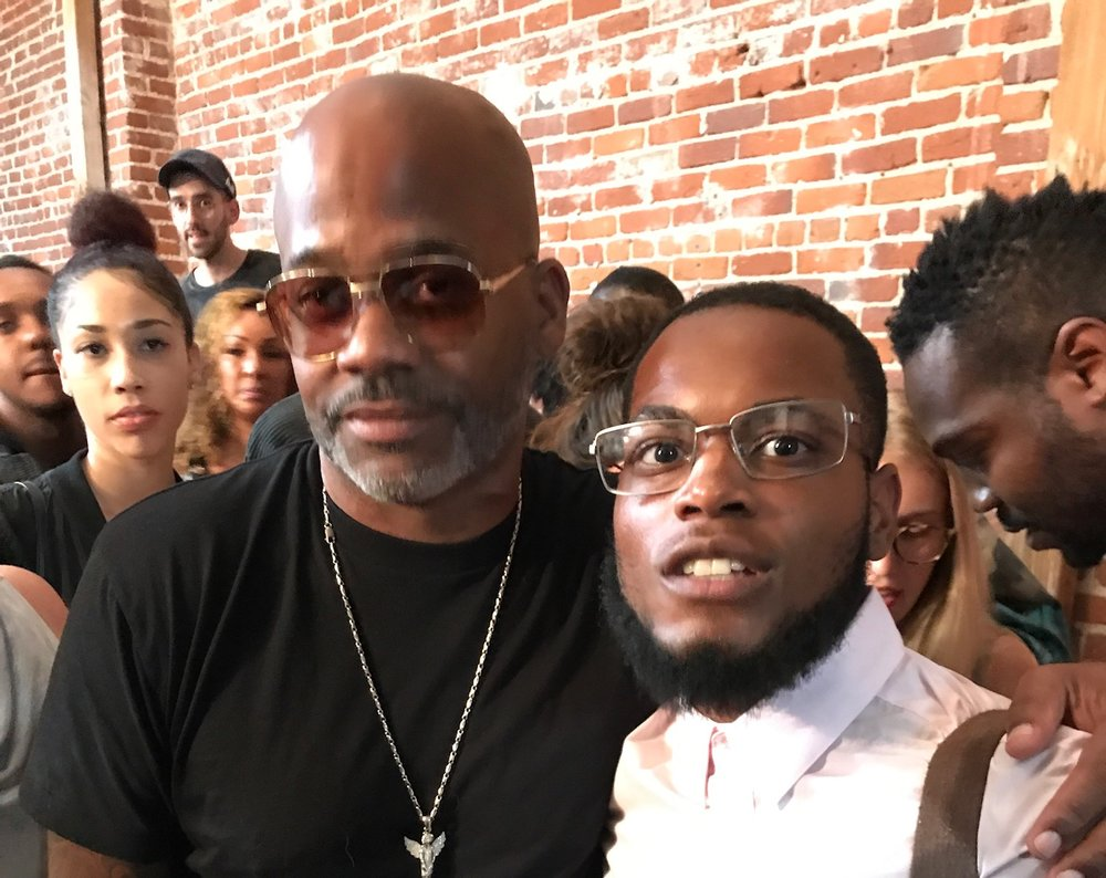 Ammon and Dame Dash—Jay-Z's ex business partner
