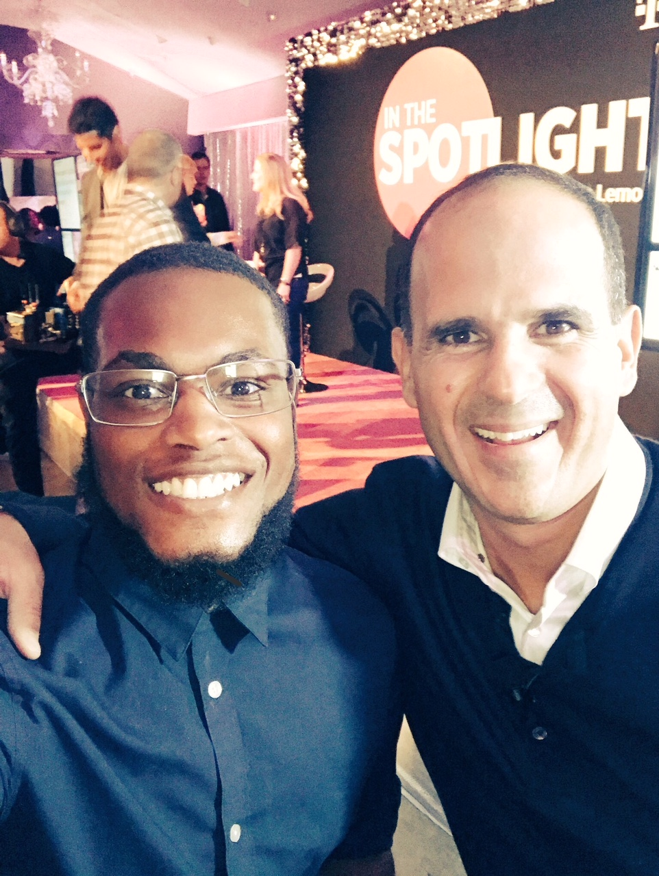 Ammon and Marcus Lemons— Star of CBS's The Profit