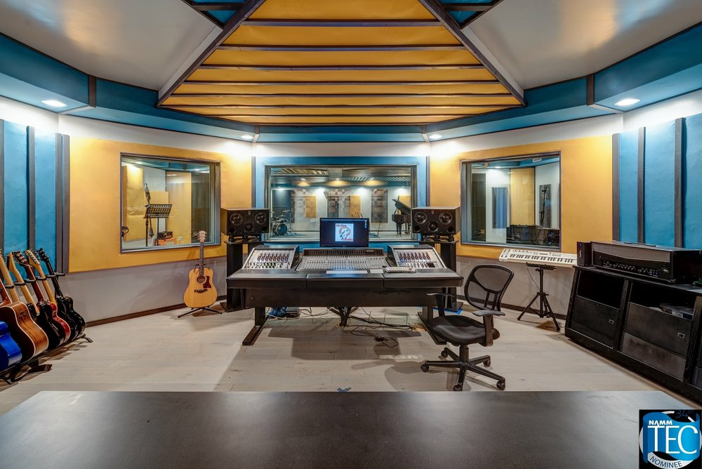 Hi-Five Studio is usually filled with creatives throughout the day. (Picture provided by Ryan Rosmann)