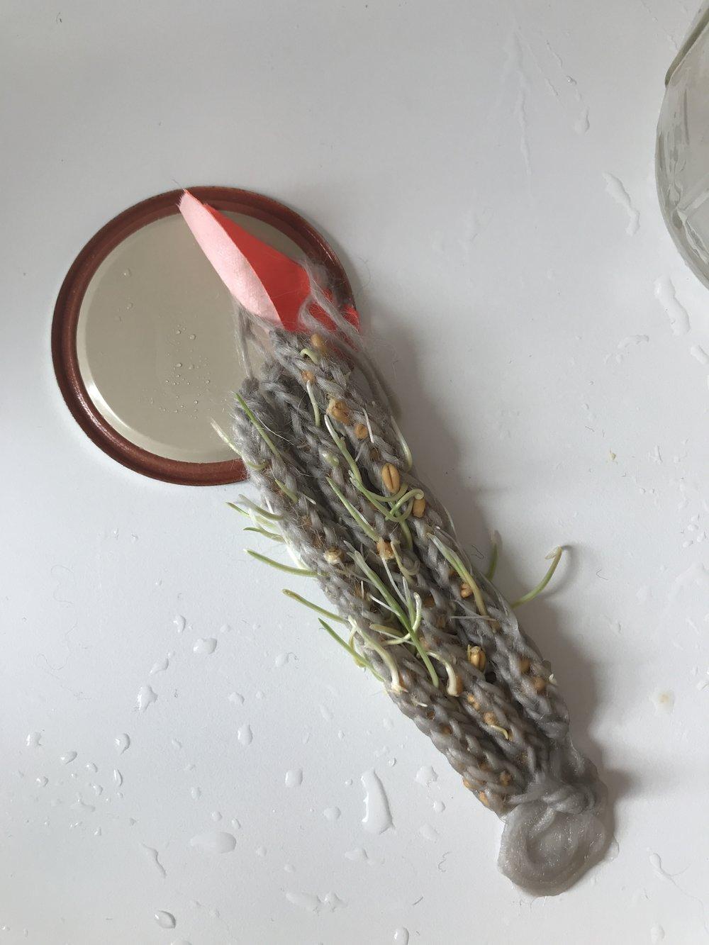 #2 3 Linen/Wool