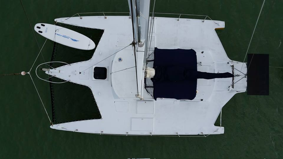 Sea Runner Trimaran